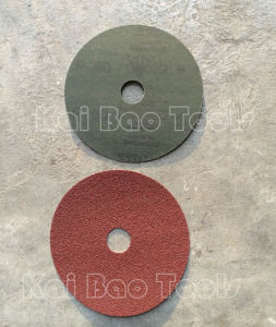 125mm Abrasive Grinding Disc Paper pictures & photos
