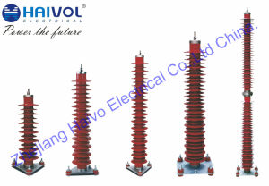 (YH5W-110) Polymeric Housed Metal-Oxide Surge Arrester pictures & photos