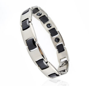 Fashion Stainless Steel Magnetic Energy Bracelet pictures & photos