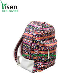 Promotional Travel Backpack Bag (YSBP00-0142) pictures & photos