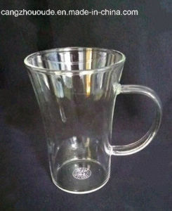 Height quality Glass Tea Cup Glass Beer Cup with Drinking