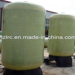 "FRP Pressure Softener Tank Industrial 30""-63""Diameter Tank Vertical FRP Tank pictures & photos"