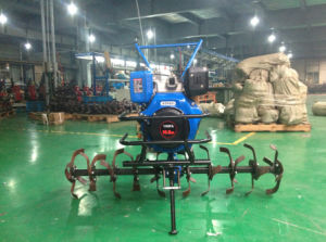 10HP Easy Operate Diesel Rotary Tiller (1WG6.3C) pictures & photos