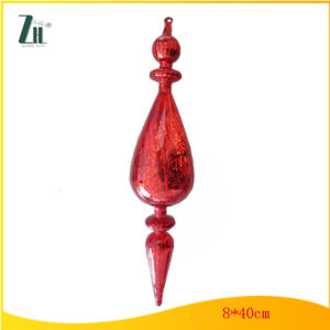 Factory Direct Supply Hand Made Christmas Glass Ornaments pictures & photos