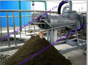 Cow Dewater Pig Dung Drying Manure Separator Equipment Machine pictures & photos