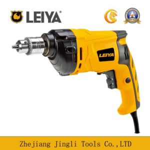 10mm 600W Electric Drill with Aluminium Gear Box (LY10-02) pictures & photos