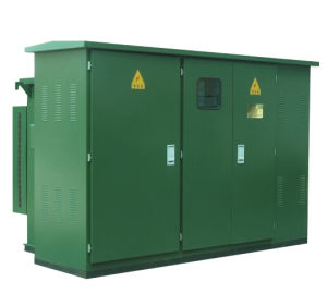 Stong Zb Type Electric Power Substation Switchgear Cabinet pictures & photos