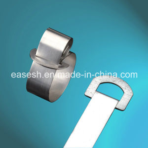 UL Ring Type Stainless Steel 304/316 Cable Ties pictures & photos