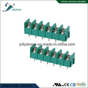 pH8.50mm Barrier Terminal Blocks  6pin Straight Type pictures & photos