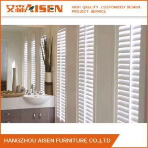 China Made Decorative PVC Plantation Window Shutters pictures & photos