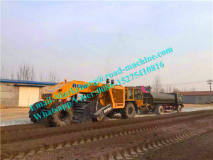 R600 Multifunctional Cold Recycling Asphalt Road Paving Machinery 2300mm Mixing Width pictures & photos
