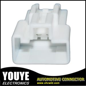 4 Poles PBT Plastic Automotive Connector Housing pictures & photos