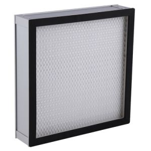 H13 Mini Pleat HEPA Filter for Laminar Flow Hood pictures & photos