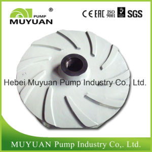 Single Stage Sludge Handling High Chrome Slurry Pump Part Impeller pictures & photos