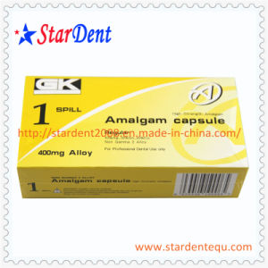 Dental Instrument 600mg Gk Amalgam Capsules of Dental Filling Material pictures & photos