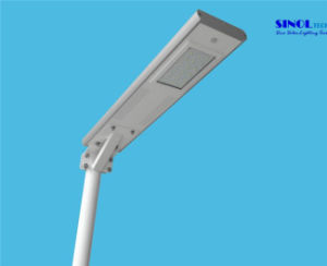 All-in-One 15W LED Solar Street Lights for 4-5m Pole (SNSTY-215) pictures & photos