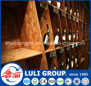 Luli Group furniture Grade OSB Board pictures & photos