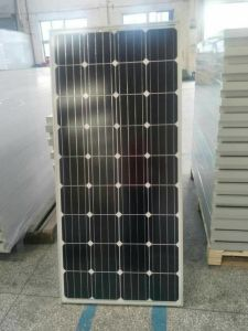 China Manufacturer 120W Monocrystalline and Polycrystalline Solar Panel pictures & photos
