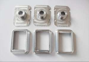 Camera Frame Waterproof CNC Machining Production pictures & photos