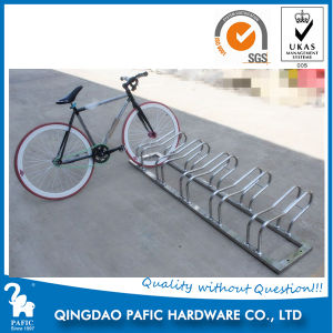 Steel Galvanizing Bicycle Rack pictures & photos