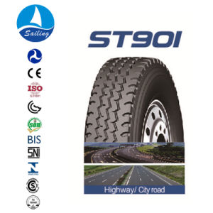 Tubeless Tyre, Heavy Duty Truck Tyre (13R22.5) pictures & photos