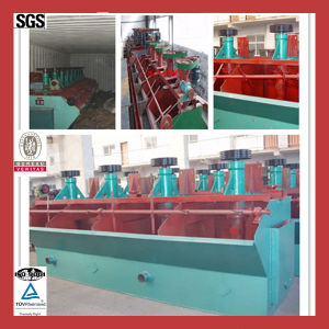 ISO9001 Gold Zinc Galena Copper Ore Flotation Machine (XJK) pictures & photos