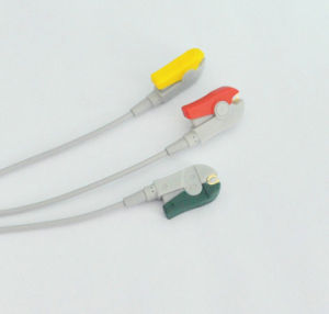 General 6 Pin ECG Cable for Medical Equipment pictures & photos