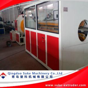 PE Large Diameter Pipe Production Extrusion Machine Line pictures & photos