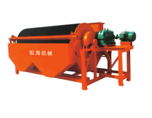 Haisun Permanent Magnetic Drum Type Magnetic Separator pictures & photos