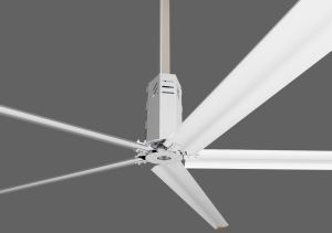 Customized Maintenance Big Industrial Free Hvls Ceiling Fan7.4m/24.3FT pictures & photos