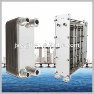Yojo Brazed and Gasket Type Plate Heat Exchanger