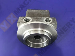Customized CNC Machined Forging Casting Steel Heavy Machinery Parts pictures & photos
