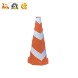 Best Quality Police Equipment Reflecting Road Cone for Traffic (BSDLZ) pictures & photos