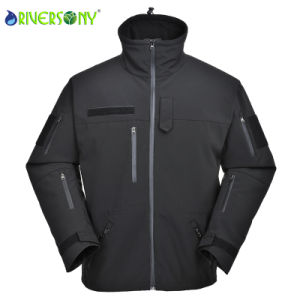 Men′s Military Softshell Jacket pictures & photos