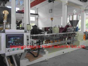 High Quality Level PVC Extruder / Plastic Extruder / Plastic Extruding Machine pictures & photos