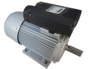 CE Approved Single-Phase Motor, Electrical AC Motor