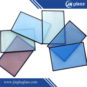 3mm Dark Bronze Insulated Reflective Glass for Window pictures & photos
