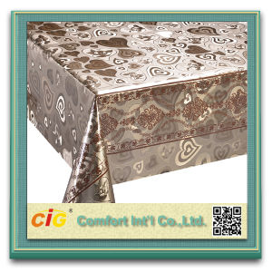 Roll PVC Tablecloths Cover for Table in Rolls pictures & photos