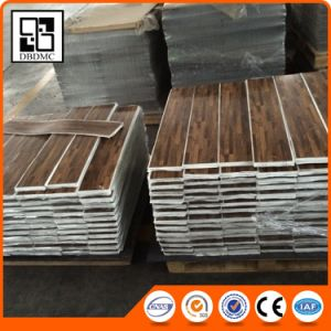 """12X12"""" Indoor Usage Wood Look 3mm Thick Plastic PVC Flooring pictures & photos"""