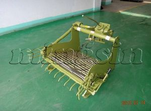 Potatoes Harvester for 8-12HP Walking Tractor 4ums-600 pictures & photos