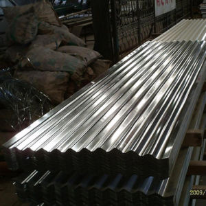 High Quality Galvanized Corrugated Steel Plate for Building