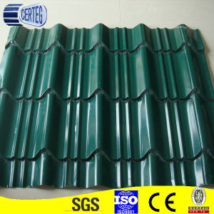 Color Roof Sheet of Green Color (CTGA003) pictures & photos