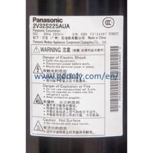 Panasonic Air Conditioner 1HP-3HP Rotary Compressor (R22 /220-240V/50Hz) pictures & photos