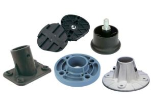 Custom Equipment Plastic Base