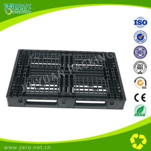 1200*800mm Closed Deck Flat Top Euro Standard Size Plastic Pallets for Food Industry pictures & photos