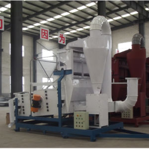 Bulk Grain Seed Cleaner Cleaning Machine for Soybean Maize pictures & photos