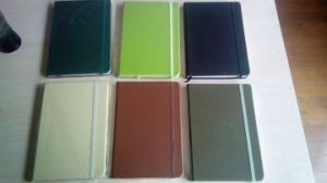 Hardcover Notebook PU Leather Notebook pictures & photos