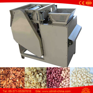 Broad Bean Soya Almond Chickpeas Peeling Peanut Shell Machine pictures & photos