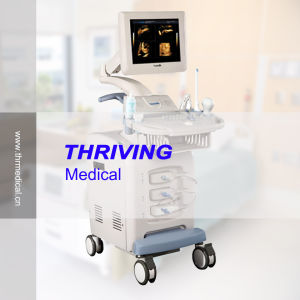 Color Doppler 4D Ultrasound Machine (Thr-CD5000) pictures & photos
