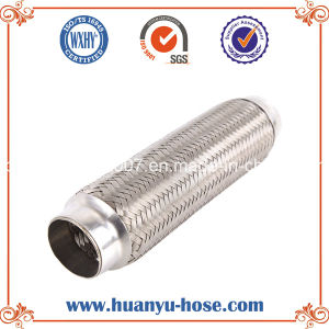2*8 with Inner Braid Exhaust Metal Hose pictures & photos